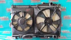 Радиатор охлаждения двигателя. Honda Stepwgn, RF1, E-RF1, RF2, E-RF2, GF-RF2, GF-RF1 Двигатель B20B