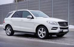 Mercedes-Benz ML-Class. 166, 276