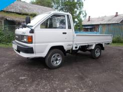 Toyota Town Ace. 4WD, борт 1 тонна, 2 000 куб. см., 1 000 кг.