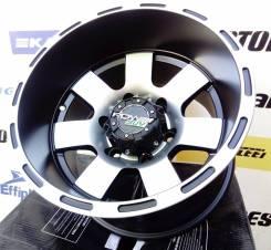 Off-Road-Wheels. 10.0x15, 6x139.70, ET-40, ЦО 110,5мм.