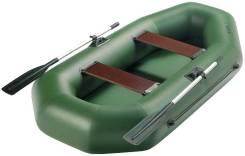 Новая лодка ПВХ. Рыбакам и охотникам скидка 5%. Год: 2017 год