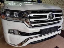 Обвес кузова аэродинамический. Toyota Land Cruiser, UZJ200, UZJ200W, VDJ200, URJ202, J200, URJ202W