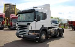Scania. Тягач P440 6х4 2012г, 12 700 куб. см., 33 000 кг.