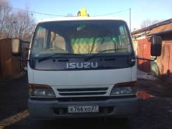 Isuzu Forward. Продаётся грузовик с манипулятором Isuzu forword, 8 200 куб. см., 5 000 кг.
