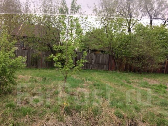 Продам земельный участок с домом и огородом в пгт Сибирцево. 1 500 кв.м., собственность, электричество, от частного лица (собственник). Фото участка