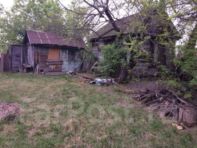 Продам земельный участок с домом и огородом в пгт Сибирцево. 1 500 кв.м., собственность, электричество, от частного лица (собственник)