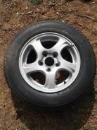 Колесо запасное R15 MMC Pajero Mini. 5.5x15 5x114.30 ET46