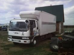 Hino Ranger. , 7 500 куб. см., 5 000 кг.