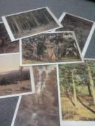 Открытки коллекционные 82 - 88 года. Оригинал