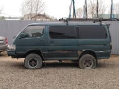 Toyota Hiace. LH107, 3L