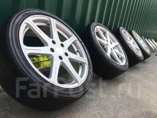 Bridgestone. 7.5x18, 5x114.30, ET48, ЦО 73,0мм.