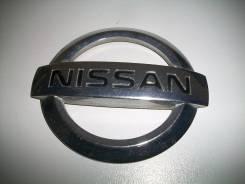 Эмблема. Nissan Liberty, RM12, PM12, PNM12, PNW12, RNM12