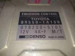 Блок управления двс. Toyota Corolla, AE96 Двигатель 4AF