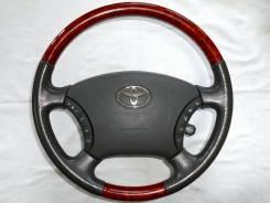 Руль. Toyota: Land Cruiser, Alphard Hybrid, Camry, Estima Hybrid, Land Cruiser Prado, Highlander, 4Runner, Alphard, Estima, Avensis Verso, Hilux / 4Ru...