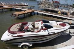 BRP Sea-Doo. Год: 2004 год, длина 5,40м., двигатель стационарный, 220,00л.с., бензин