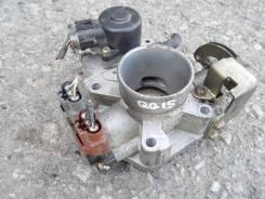 Заслонка дроссельная. Nissan Bluebird Sylphy, QG10 Двигатель QG15DE