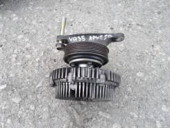 Вискомуфта. Nissan Elgrand, APWE50 Двигатель VQ35DE