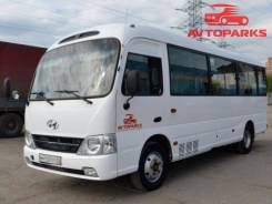 Hyundai County. Автобус Kuzbas, 3 907 куб. см., 31 место