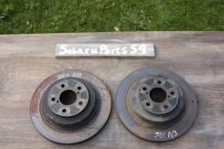 Диск тормозной. Subaru Legacy B4, BL5