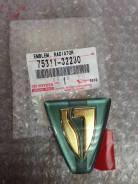 Эмблема. Toyota Vista Ardeo, SV50, SV55, ZZV50 Toyota Vista, SV50, ZZV50, SV55 Двигатели: 3SFE, 3SFSE, 1ZZFE