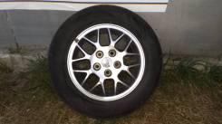 Колеса 205/65R15 лето 5*114,3 Bridgestone Playz. 6.0x15 5x114.30 ET45 ЦО 67,1мм.