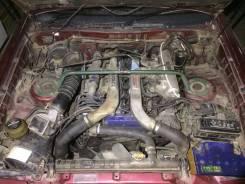 Двигатель в сборе. Toyota Supra Toyota Mark II, GX81 Двигатель 1GGTE