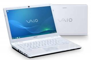 "Sony VAIO VPC. 14"", 2 100,0ГГц, ОЗУ 4096 Мб, диск 320 Гб, WiFi, Bluetooth, аккумулятор на 4 ч."