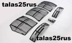 Модельная маскитная сетка в решетку Land Cruiser 200 2016+ (5 деталий). Toyota Land Cruiser, GRJ200, URJ200, URJ202, URJ202W, UZJ200, UZJ200W, VDJ200