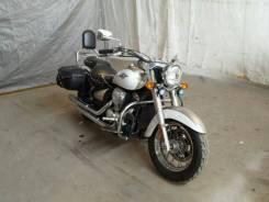 Kawasaki VN Vulcan 900 Classic. 900 куб. см., исправен, птс, без пробега