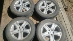 Продам родные колеса на Suzuki Escudo. x17 5x114.30