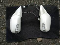 Зеркало заднего вида боковое. Toyota GS30 Toyota Aristo, JZS161, JZS160