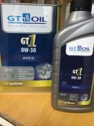 GT Oil. Вязкость 0W-30, синтетическое