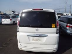 Бампер. Nissan Serena, C25, NC25 Двигатель MR20DE
