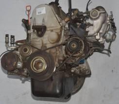 Двигатель в сборе. Honda Civic Honda Domani Двигатель D16A