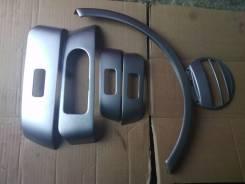 панельки карбон на honda fit