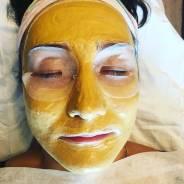 Уход за лицом +(золотая маска)