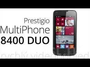 Prestigio MultiPhone 8400 Duo. Б/у