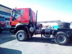 Iveco Trakker. Ивеко АМТ 633910 - АТ720Т45ЦР, 12 998 куб. см., 27 000 кг.