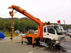 Isuzu Forward. авто буровая(бурилка, буроям), установка Aichi D706, 8 200 куб. см., 3 000 кг. Под заказ