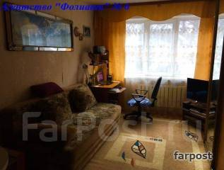 Гостинка, улица Луговая 70. Баляева, проверенное агентство, 24 кв.м.
