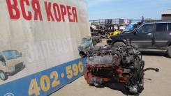 Двигатель в сборе. Kia Granbird Kia Granto Двигатели: D6CA, D6CC, D6AC