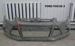 Бампер передний Ford Focus III `11~