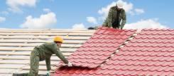 Сайдинг, ремонт крыш