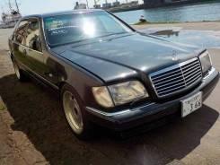 Mercedes-Benz S-Class. W140, M119 970