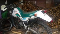 Yamaha Serow. 225 куб. см., неисправен, птс, с пробегом