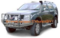 Шноркель. Nissan Navara, D40M, D40, R51, R51M Nissan Pathfinder, R51, R51M