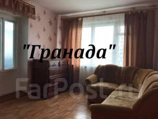1-комнатная, улица Борисенко 58. Борисенко, агентство, 36 кв.м. Комната