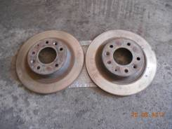 Диск тормозной. Mazda Mazda6, GG Двигатели: MZR, L3C1