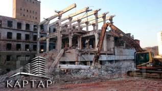 Демонтажные работы, демонтаж зданий, разбор любых строений.