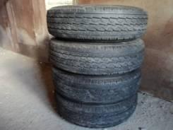 Bridgestone Duravis R670. Летние, 2013 год, износ: 10%, 4 шт